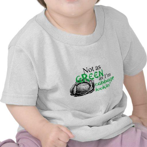 Cabbage Lookin' Tshirts