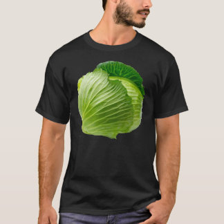 Cabbage Men's Basic Dark T-Shirt