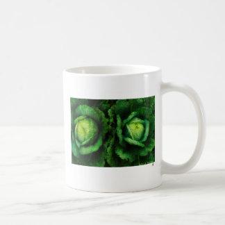 Cabbage Coffee Mugs