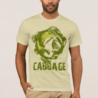 Cabbage Pop Art T-Shirt