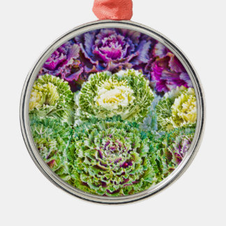 Cabbages Christmas Ornament