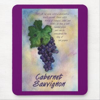 Cabernet Sauvignon Wine Mousepad