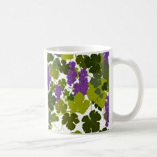 Cabernet Vineyard Grapes Mug