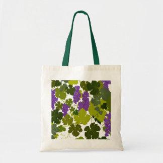 Cabernet Wine Grape Vines Bag