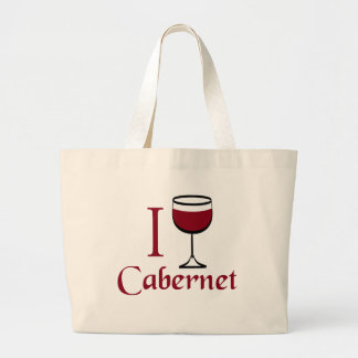 Cabernet Wine Lover Gifts Tote Bags