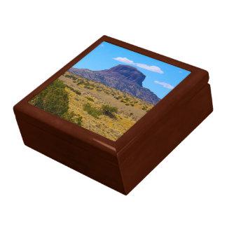 Cabezon Peak, New Mexico Gift Box