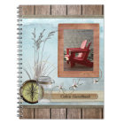 Cabin, cottage or Boat guestbook Notebook