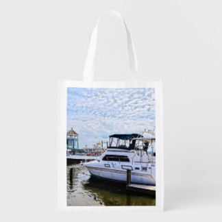 Cabin Cruisers by Founders Park Alexandria VA Market Tote