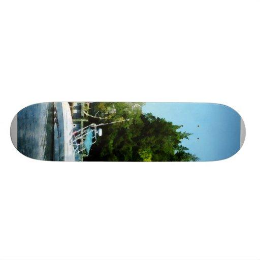 Cabin Cruisers Skate Board Deck