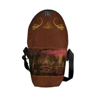 Cabin - De Land, FL - Summer Cottage 1904 Messenger Bag