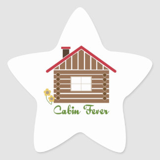 Cabin Fever Stickers