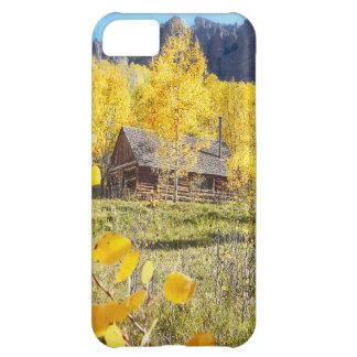 Cabin in Aspens iPhone 5C Case