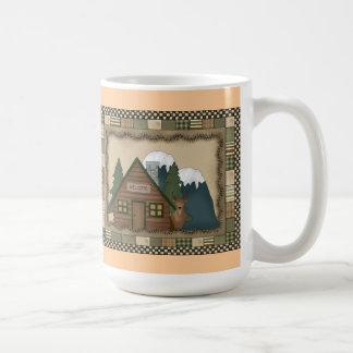 CAbin mug (personalize)