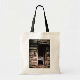 Cabin Quilt Bag