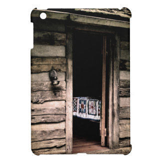 Cabin Quilt Case For The iPad Mini