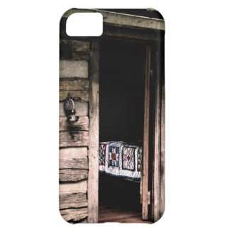 Cabin Quilt iphone 5 Case
