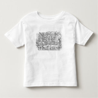 Cabinet of physics, 1687 toddler T-Shirt