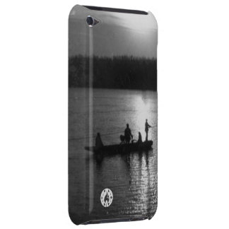 Cable ferry iPod touch cover