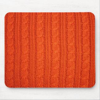 Cable Knit Mouse Mat
