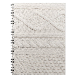 Cable Knit Notebook
