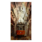 CABLECAR of LISBON Poster