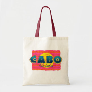 Cabo 3 Budget Tote Budget Tote Bag