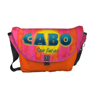 Cabo 3 Rickshaw Messenger Bag