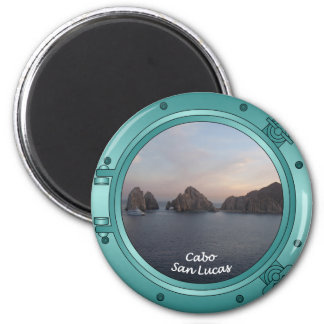 Cabo at Sunset Magnet