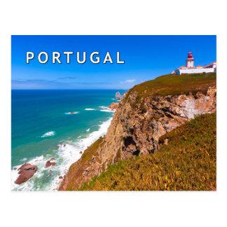 Cabo da Roca #01B Postcard