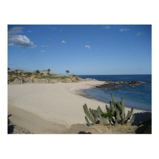 Cabo del Sol - Golf Course Postcard