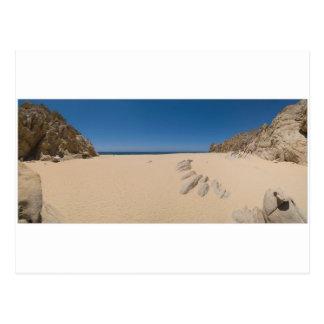 Cabo Panorama 2 Postcard