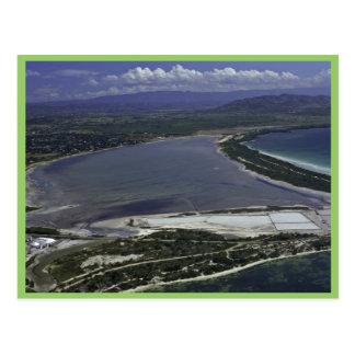 Cabo Rojo National Wildlife Refuge, Puerto Rico Postcard