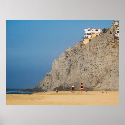Cabo San Lucas beach 12 Print