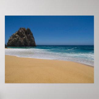 Cabo San Lucas beach 16 Print