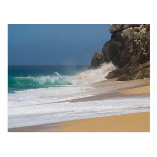 Cabo San Lucas beach 18 Postcard