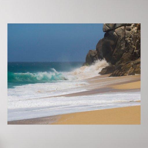 Cabo San Lucas beach 18 Posters