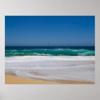 Cabo San Lucas beach 21 Print