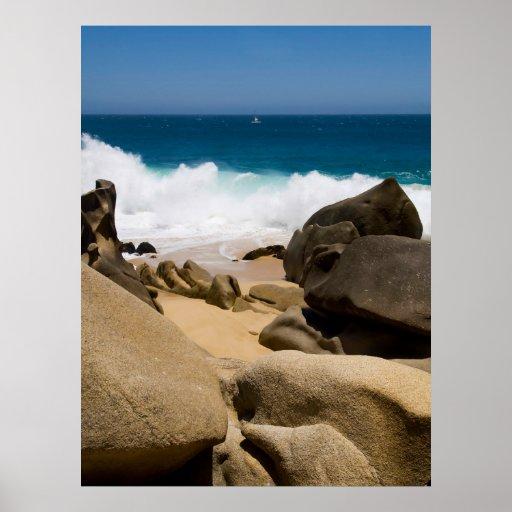 Cabo San Lucas beach 26 Poster