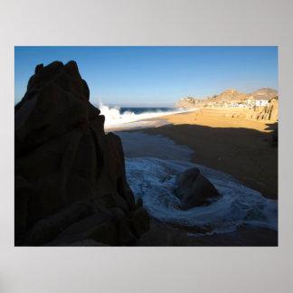 Cabo San Lucas beach 28 Poster
