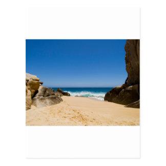 Cabo San Lucas beach 29 Postcard
