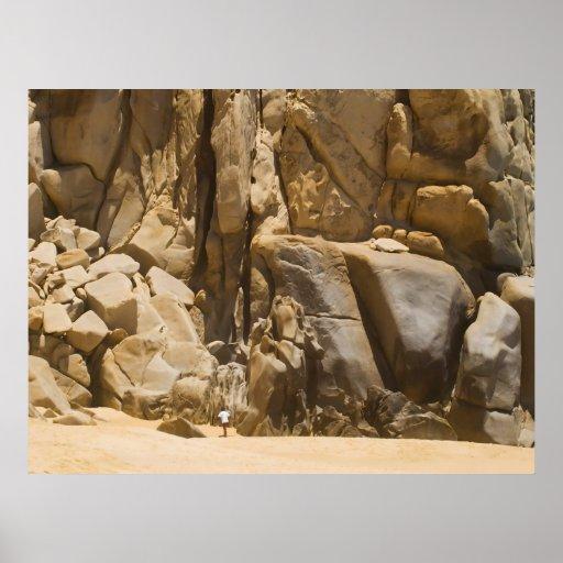 Cabo San Lucas beach 34 Print