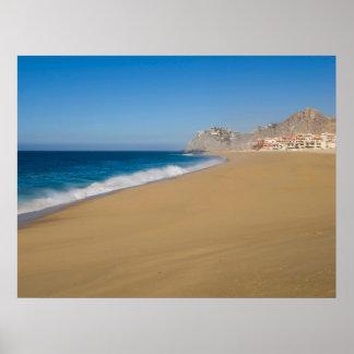 Cabo San Lucas beach 4 Poster