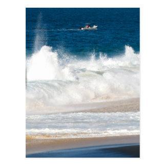 Cabo San Lucas beach 6 Postcard