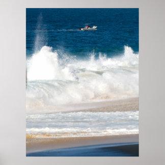 Cabo San Lucas beach 6 Poster