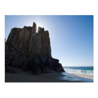 Cabo San Lucas beach 9 Postcard