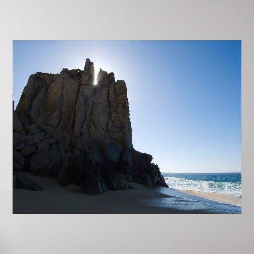 Cabo San Lucas beach 9 Posters