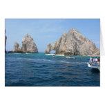 Cabo San Lucas, Mexico Greeting Card