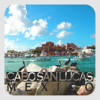 Cabo San Lucas Stickers