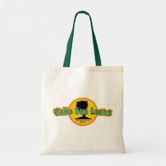 Cabo San Lucas Sun Tote Bags