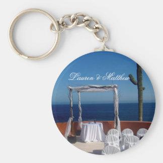 Cabo San Lucas wedding Key Chains